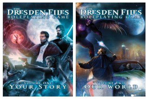 The Dresden Files RPG