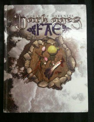 GDRPG Dark Ages Fae cover