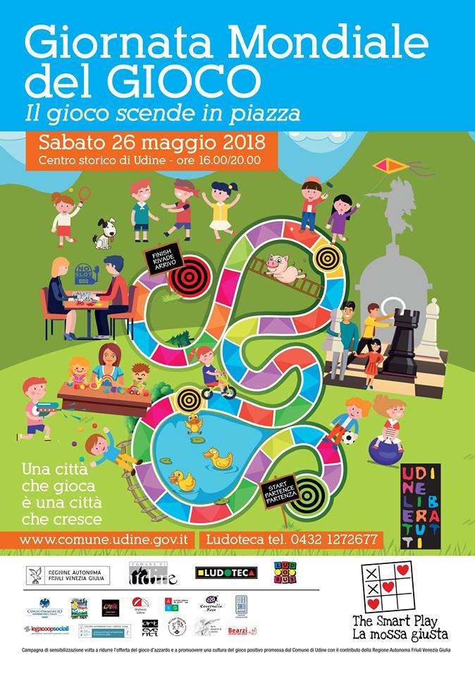 Giornata gioco Udine 2018