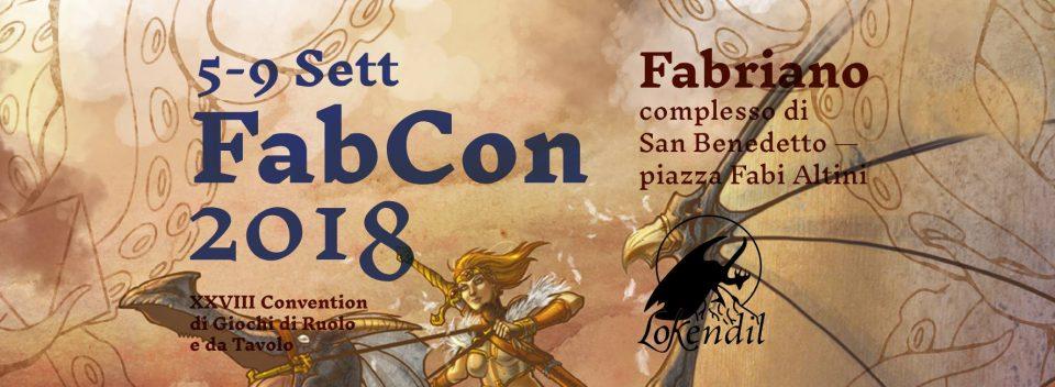 FabCon Fabriano settembre 2018
