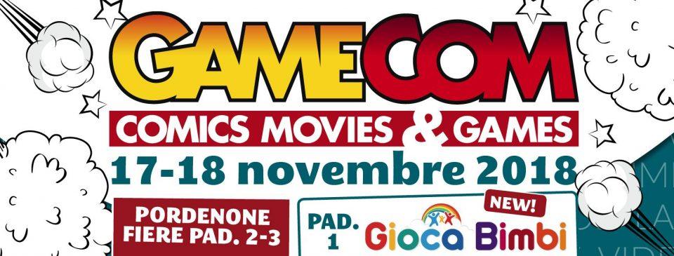 GameCom 2018