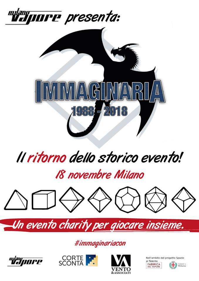 Immaginaria 2018