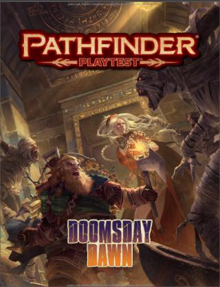 Pathfinder playtest avventura
