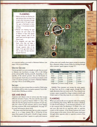 Pathfinder playtest grafica