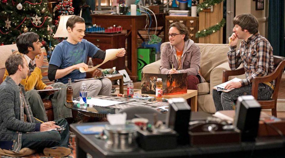 Gioco di ruolo nel telefilm Big Bang Theory