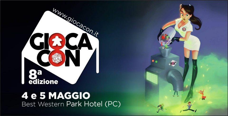 GiocaCon 2019 Piacenza