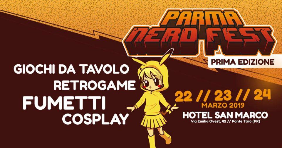 Parma Nerd Fest 2019