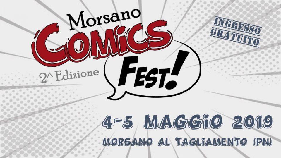 Morsano Comic Fest 2019