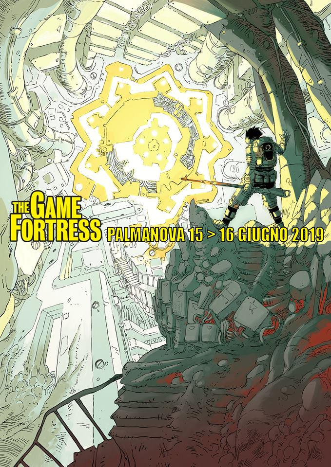 Game fortress Palmanova 2019