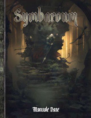 Copertina del manuale di Symbaroum in italiano