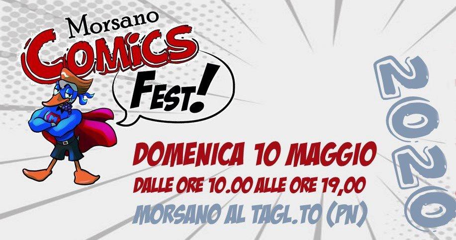 Morsano Comic Fest 2020