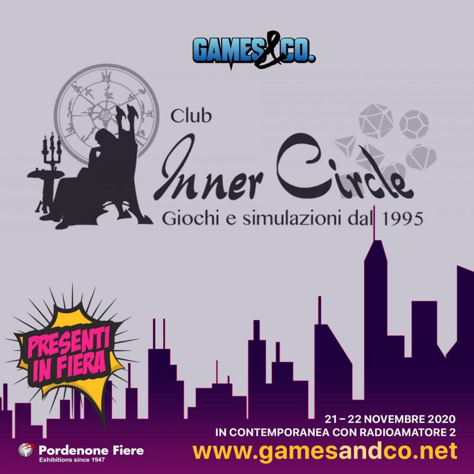 Inner Circle alla Games&Co 2020